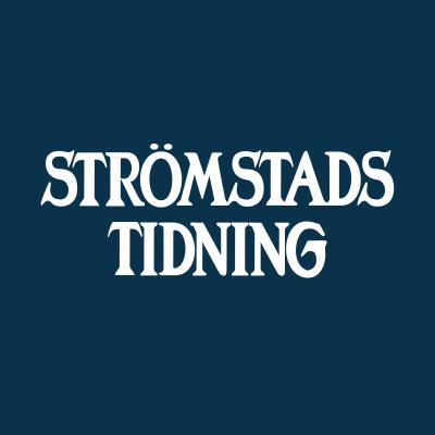 Strömstads Tidning's logotype