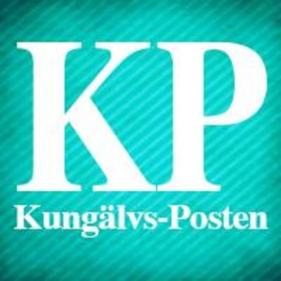 Logotyp för Kungälvs-Posten
