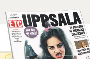 ETC Uppsala - Print LOKAL