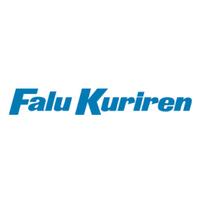 Logotyp för Falu Kuriren