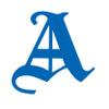Logotyp för Avisen Agder