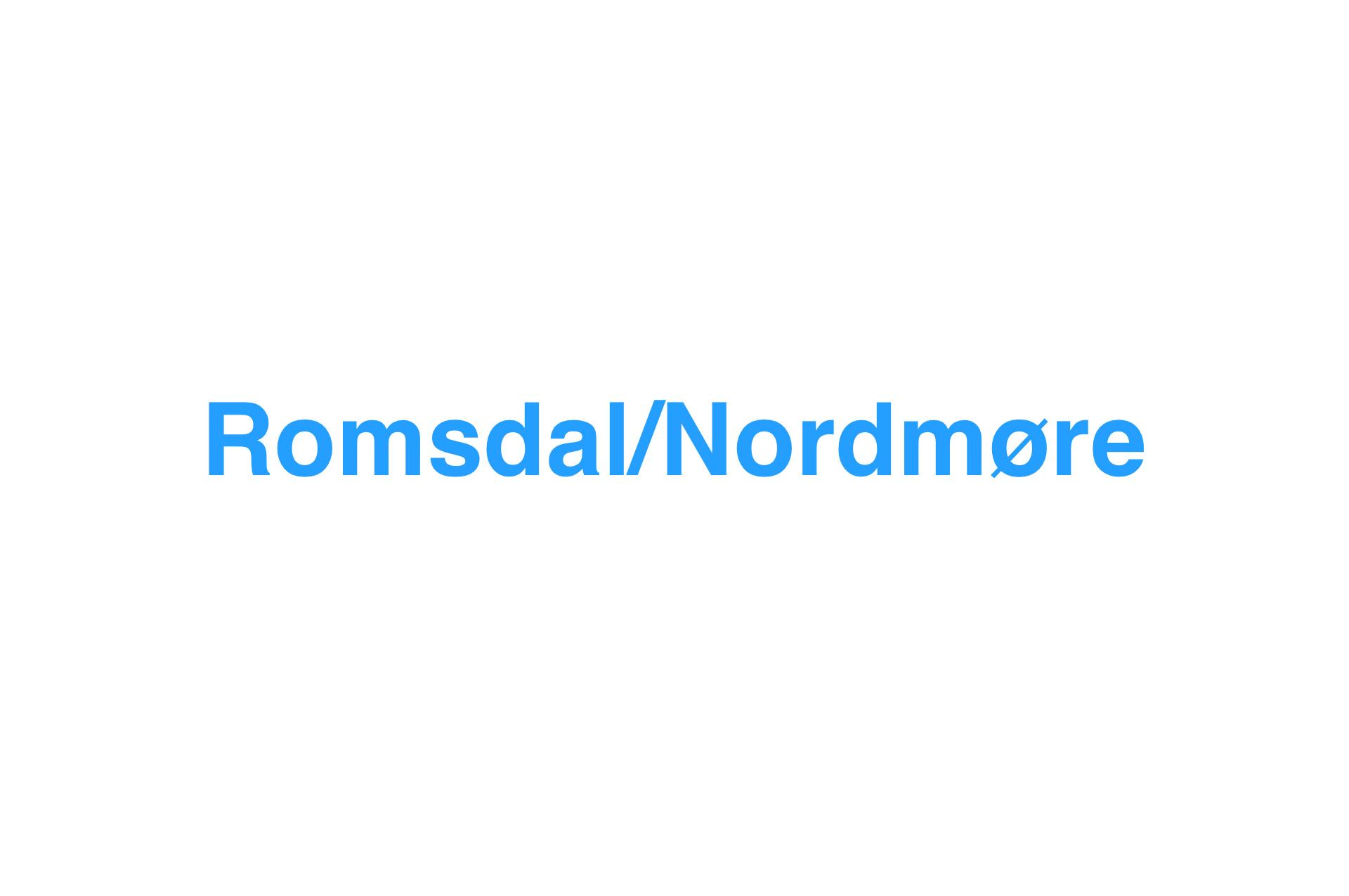 Nordvestlandspakken Romsdal/Nordmøre