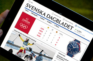SvD.se - Tablet