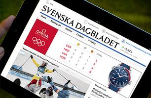 SvD.se - Tablet