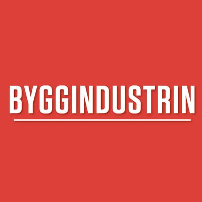 Logotyp för Byggindustrin