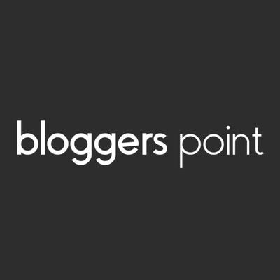 Bloggers Point's logotype