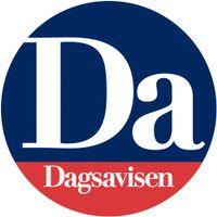 Logotyp för Dagsavisen