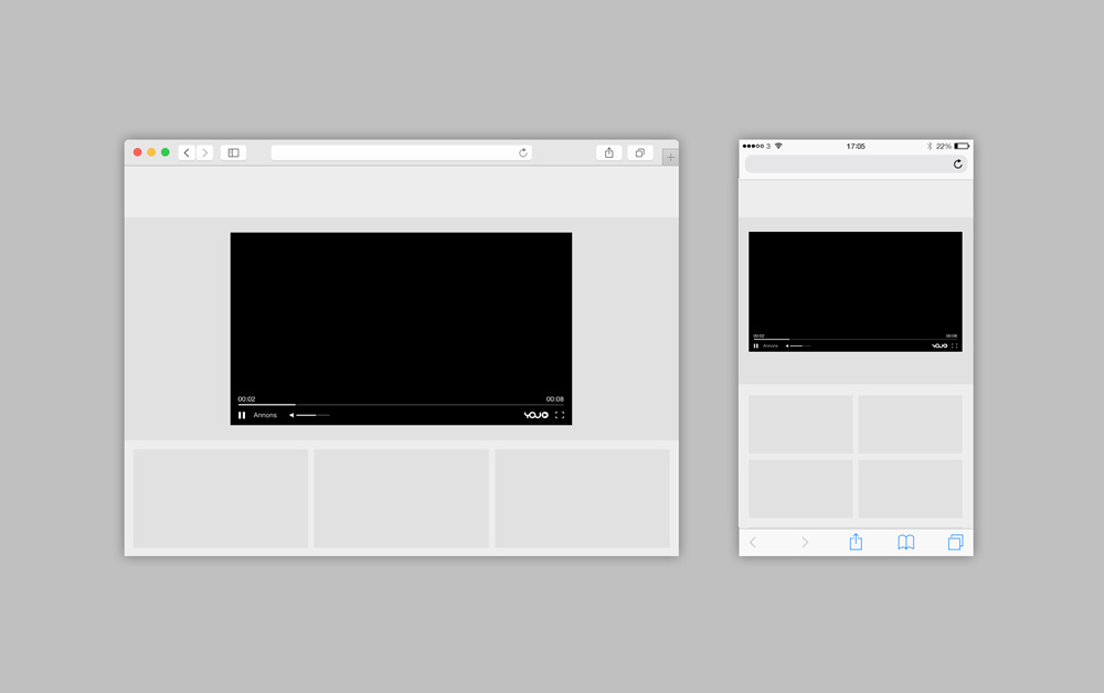 Instream video (preroll)