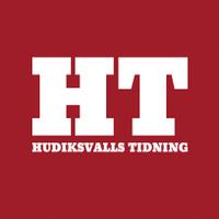 Logotyp för Hudiksvalls Tidning