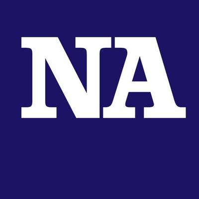 Logotyp för NA - Nerikes Allehanda