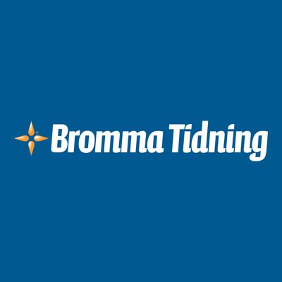 Logotyp för Bromma Tidning