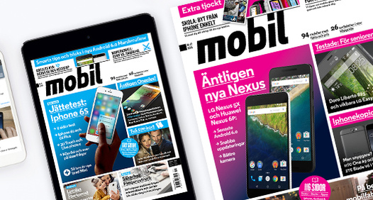 Mobil's cover image