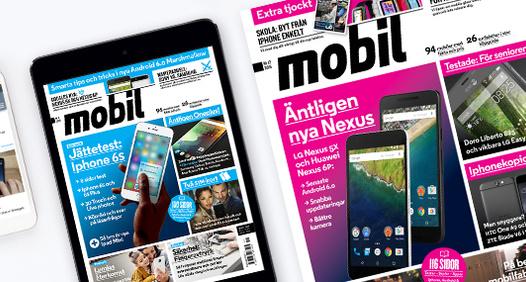 Omslagsbild för Mobil