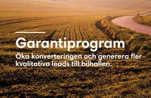Garantiprogram
