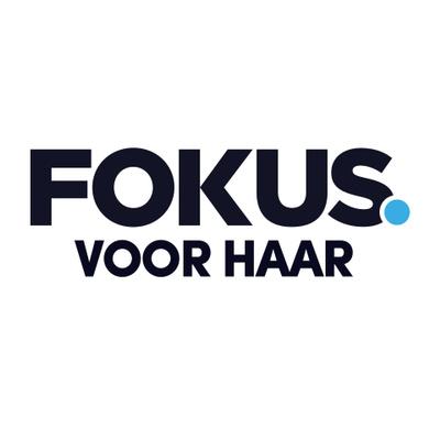 Logotyp för Fokus Voor Haar