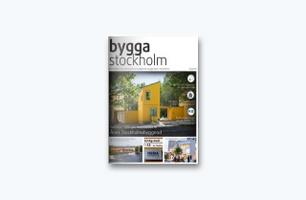 Print - Bygga Stockholm