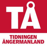 Tidningen Ångermanland's logotype
