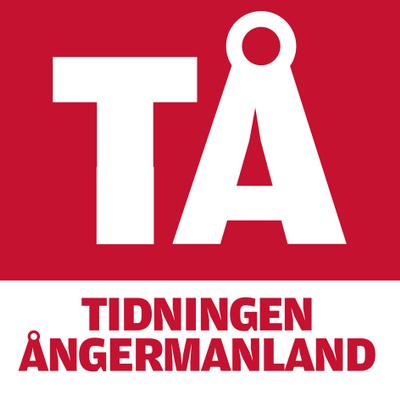 Tidningen Ångermanlands logo