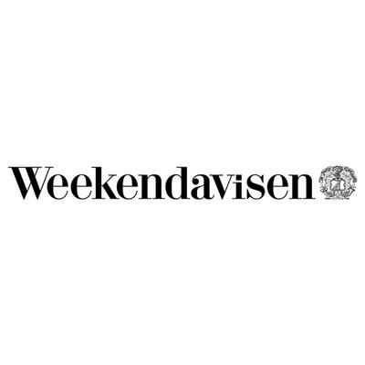 Weekendavisen's logotype