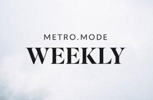 Nyhetsbrevet Weekly