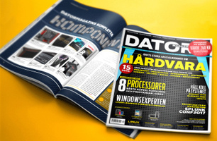 Datormagazin as a gift