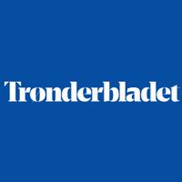 Trønderbladet's logotype