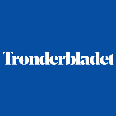 Trønderbladets logo