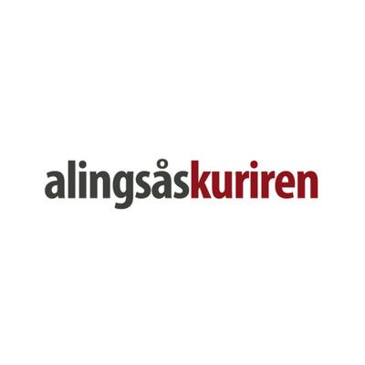 Logotyp för Alingsås Kuriren
