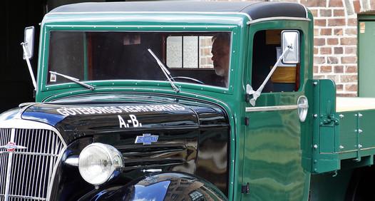 Omslagsbild för Klassiska Lastbilar