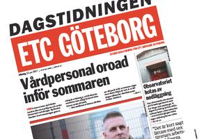 Dagstidningen ETC Göteborg - Print LOKAL