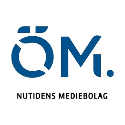 Logotyp för Öst Media