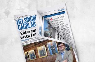 A-del: Nyheter, Ekonomi, Världen