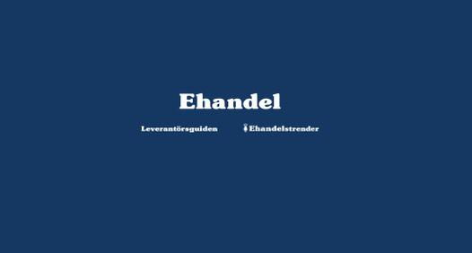 Ehandel's cover image