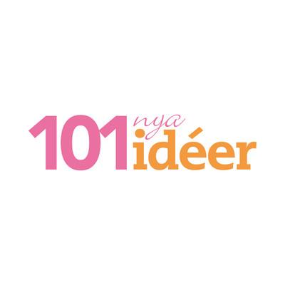 Logotyp för 101 nya idéer
