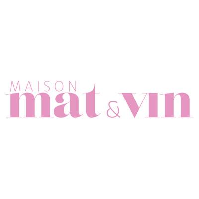 Maison Mat & Vin's logotype