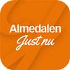 Almedalen Just Nu's logotype