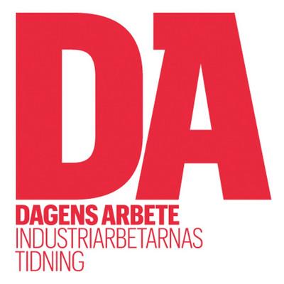 Logotyp för Dagens Arbete