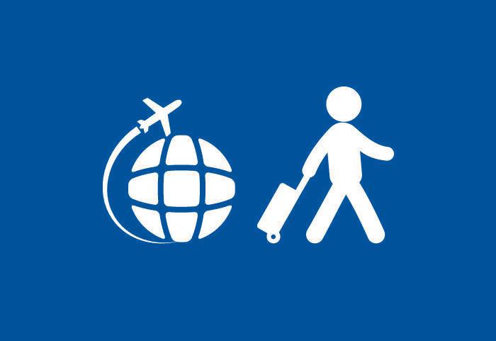 Reise - ulike kategorier