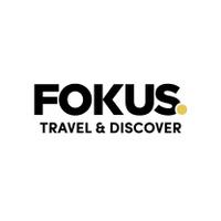 Logotyp för Fokus Travel & Discover