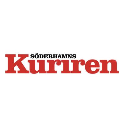 Logotyp för Söderhamns-Kuriren