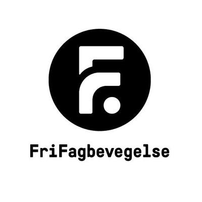 FriFagbevegelse's logotype