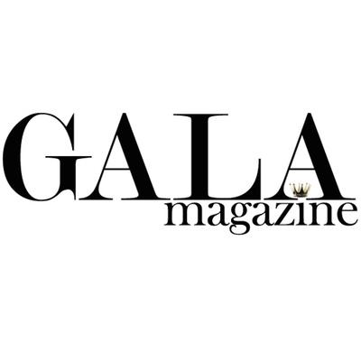 GALA magazine's logotype