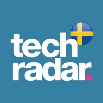 TechRadar Sverige's logotype