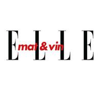 Logotyp för ELLE mat & vin