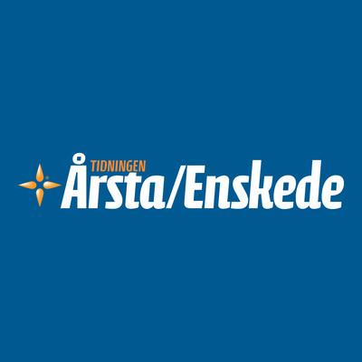 Tidningen Årsta/Enskede's logotype