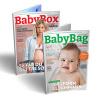 BabyBox & BabyBag Magasinet's logotype