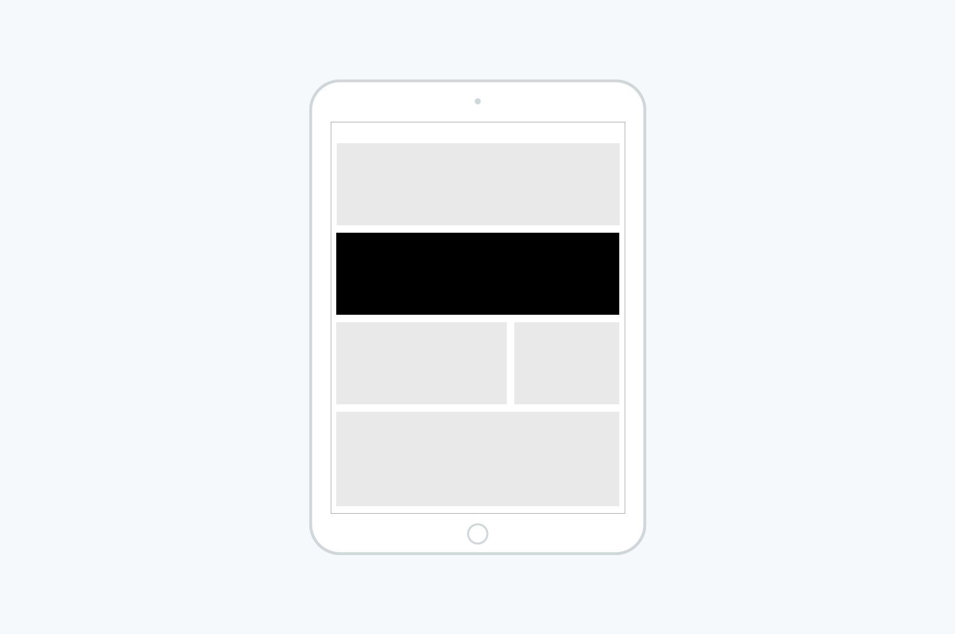 Tablet - Topboard