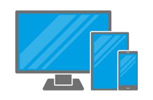 Mobil och Desktop