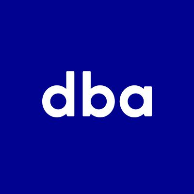 dba.dk's logotype