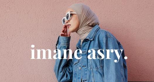 Omslagsbild för Imane Asry